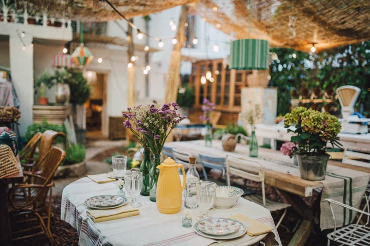 Fly til Madrid, besøk Federica & Co